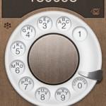 iRetroPhone Rotary Dialer App
