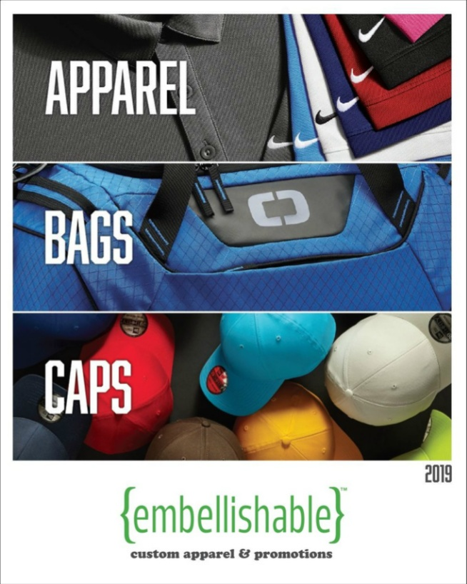 Embellishable Apparel